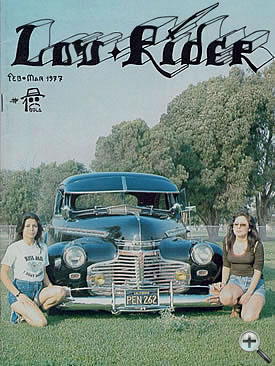 Lowrider Magazine Volume 1 Number 2 - 2nd issue of Lowrider Magazine