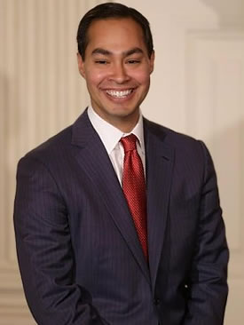potential presidential candidate running-mate Julian Castro