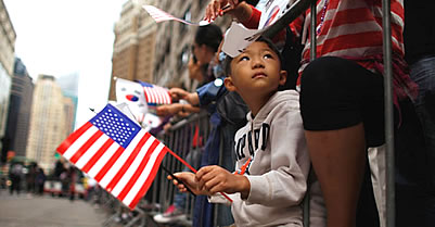 Asians to surpass Latinos as largest immigrant group in U.S.
