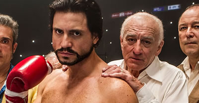 'Hands Of Stone' Betting Big On Latino Themed Films