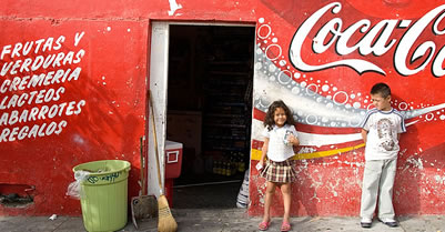 Heavy Tax Doesn't Keep Mexicans From Drinking Sugary Soda