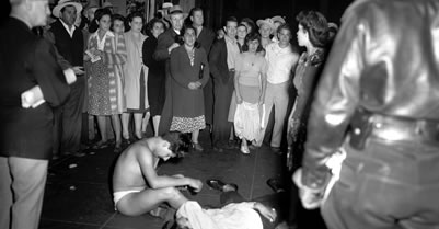 Zoot Suit Riots: Looking Back On A Violent Summer