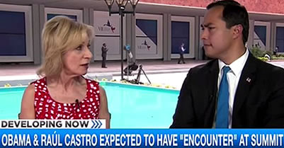TV Anchor Assumes Rep. Joaquin Castro is Cuban-American