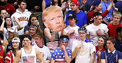 'Trump' as anti-Latino epithet: Ugly racist incidents at Indiana high school games