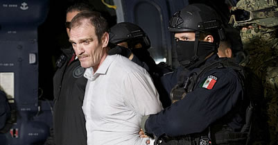 'El Guero', co-founder of feared Sinaloa drug cartel, released early from US jail