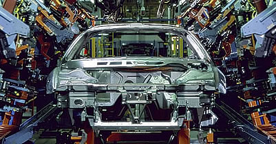 Ford Plans To Double Mexican Auto Production Capablities in 2018