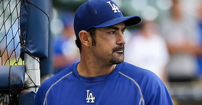 Adrian Gonzalez Refuses To Stay At Trump's Hotel In Chicago