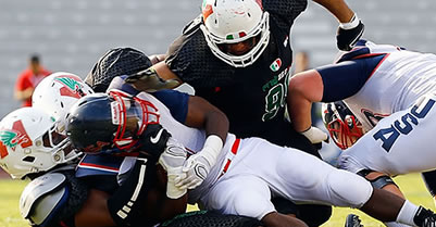 Mexico Whips USA For World University American Football Gold
