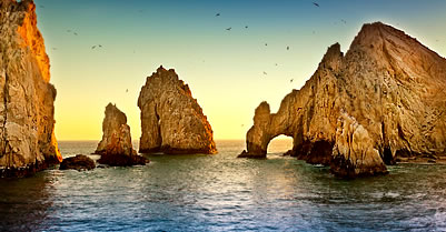 The Arch of Cabo San Lucas, Baja California Sur