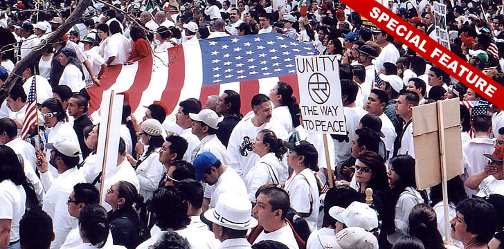 La Gran Marcha: 15 Yrs Since Largest Protest in U.S.A.