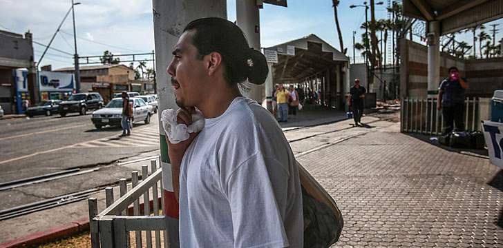 Recently Deported to Mexico Feel Like Strangers In Their Homeland